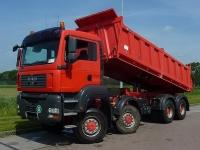 Перевозка зерна автотранспортом