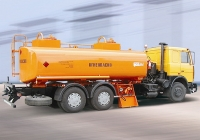Услуги бензовозов и топливозаправщиков