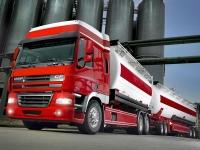Услуги по перевозке нефтепродуктов автотранспортом